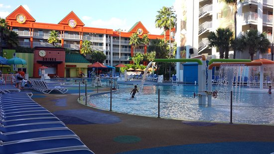 Great kid-friendly hotel or Ages 0-12!
