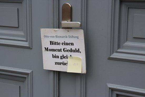 Aumuhle, Niemcy: Eingang