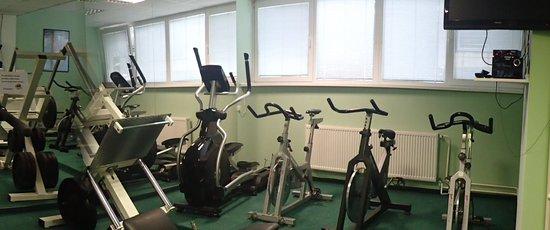 Stara Lesna, Slovakiet: Gym