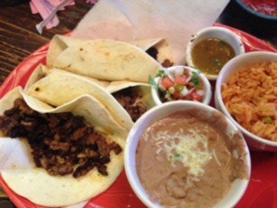 Jacksonville, AR: Tacos Carne Asada