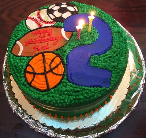 Bayside, NY: Awesome custom cake for my son's 2nd birthday!