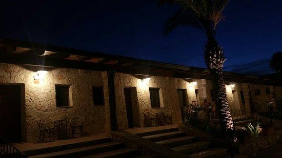 Hotel Masseria Le Pajare: Serate di relax.....