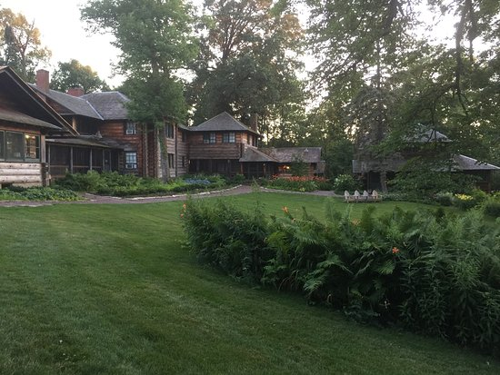 Birchwood, WI: Near our cabin