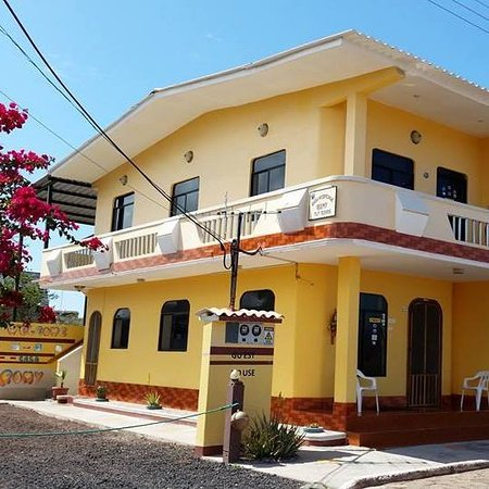 Puerto Baquerizo Moreno, Ekwador: Hospedaje Romy