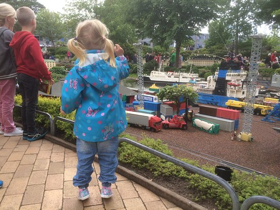 Bredsten, Denemarken: Fun times at Legoland