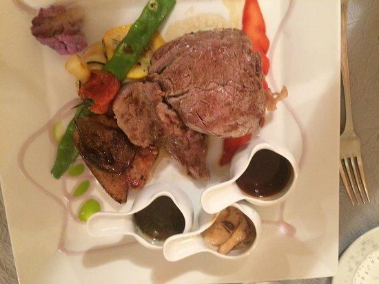 Det er fra vores fantastiske bes g le table de emilie photo de la table d 39 emilie marseillan - La table d emilie marseillan menu ...