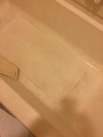 Cleveland, TN: That's NOT a bathmat!