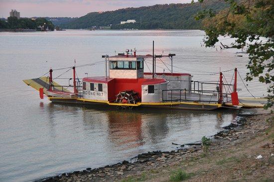 Burlington, KY: Anderson Ferry