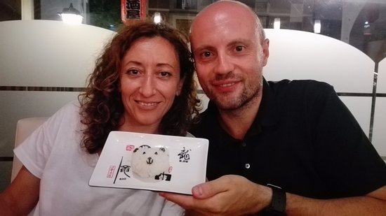Scandicci, Italia: Fantasia della Cucina :)