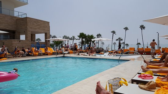 Pasea Hotel Spa Get To The Pool Before 11 30am On A