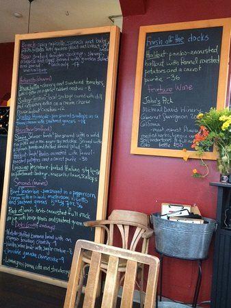 Prince Rupert, Canada: Daily food and wine features.