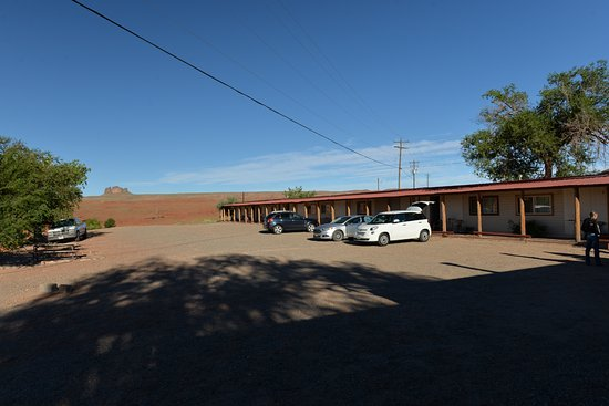 Canyonlands Motel : Hotel front view
