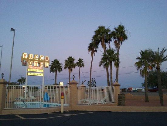 Gila Bend, AZ: Nice little oasis!