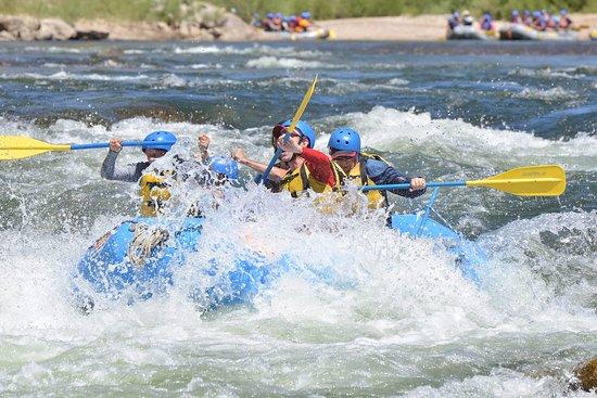 Nathrop, CO: Good Times Rafting
