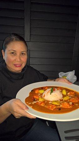 The Spice Avenue Balti Restaurant: The Spice Avenue, Signature dish  ☺