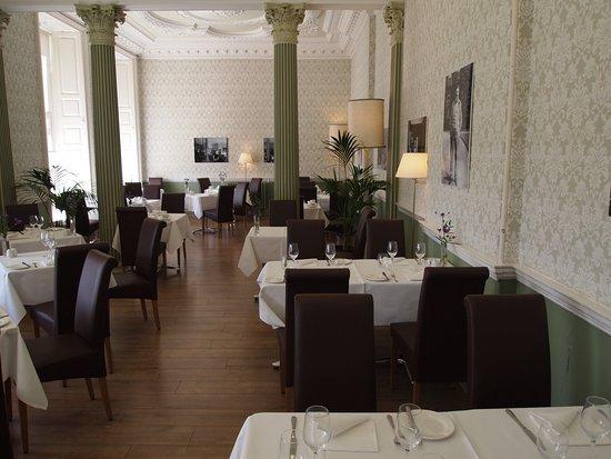Τόντον, UK: The Column Room at Hestercombe House