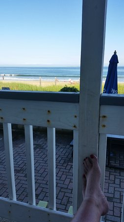 Normandie Oceanfront Motor Inn: What a wonderful place to be!