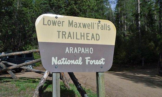 Maxwell Falls Foto