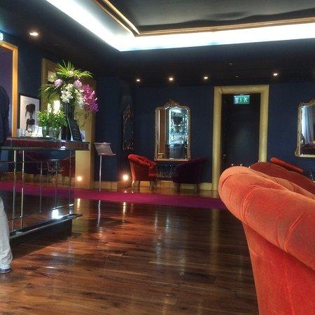 The g Hotel Galway: Beautiful surroundings