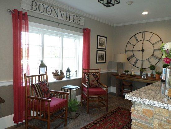 Boonville, Нью-Йорк: lobby