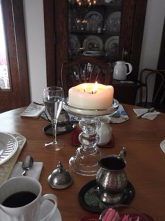 My Fair Lady Bed and Breakfast: Breakfast