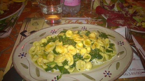 Cesano Boscone, Itália: Orecchiette cime di rapa