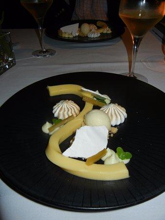 Jordan Restaurant: desert