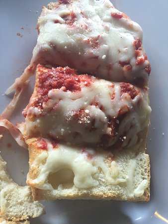 Conyers, GA: Kids Cheese French Bread Pizza
