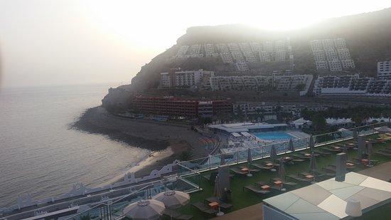 Playa de Cura, Spain: Vistas desde el balcón