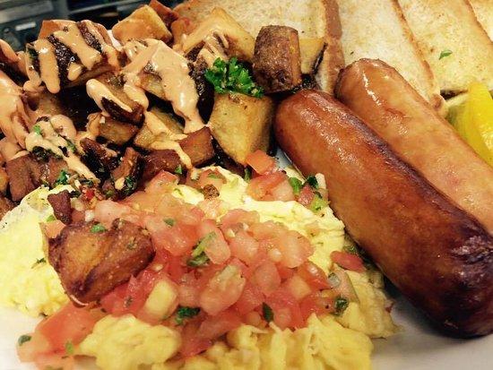 โอเวนซาวน์, แคนาดา: Full breakfast until 11am weekdays, 12pm weekends