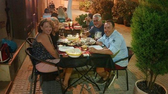 Los Belones, İspanya: The best quality & the best food in the best atmosphere