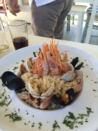 Melissos : Seafood Rosotto