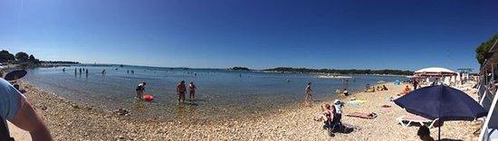 TUI Sensimar Medulin: Beach