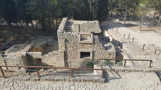 Knossos Archaeological Site: 20160629_092848_large.jpg