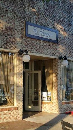 จอร์จทาวน์, เซาท์แคโรไลนา: Townhouse Restaurant