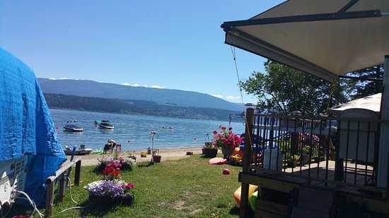 Pierre's Point Campground: 20160724_112037_large.jpg