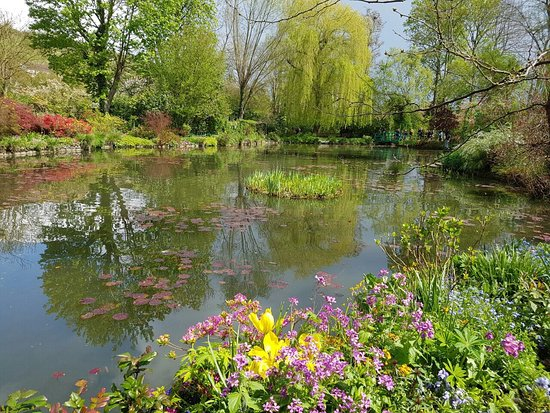 Claude Monet's House and Gardens: photo0.jpg
