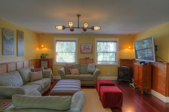 Sandpoint, ID : Guest,s gathering room