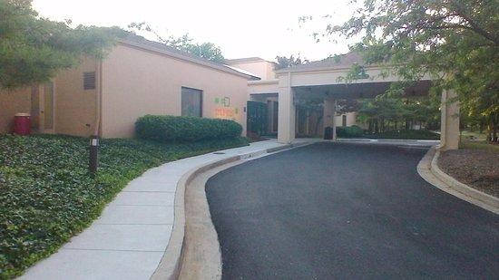 Courtyard Baltimore Hunt Valley : Entrance