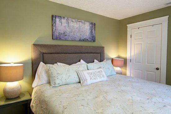 Sandpoint, ID : Pend Oreille Room