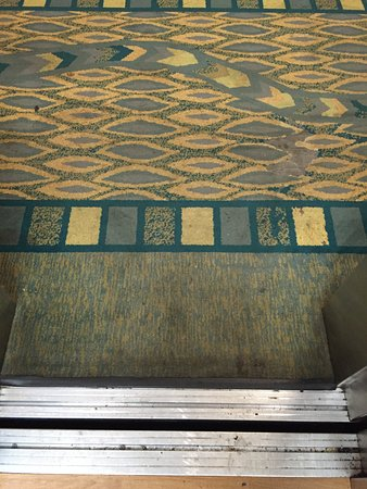 Brooklyn Center, MN: carpet leaving the elevator to the 3rd floor