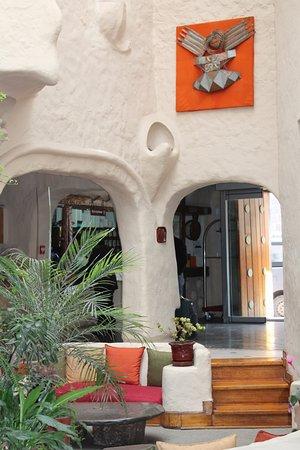 San Agustin International Hotel: hall