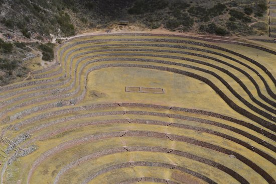 Maras, Περού: Moray