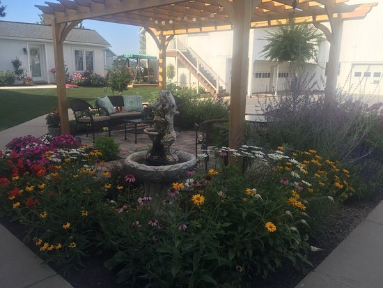 Kinzers, Pennsylvanie : Enjoy the beautiful gardens