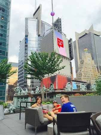 NYC family trip