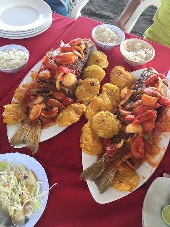 Leon, Nikaragua: oběd