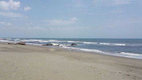 Playa Las Penitas: pláž