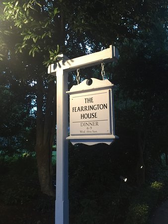Pittsboro, Carolina del Norte: The Fearrington House Restaurant