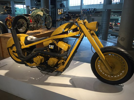 Orange County Chopper Picture Of Barber Vintage Motorsports Museum