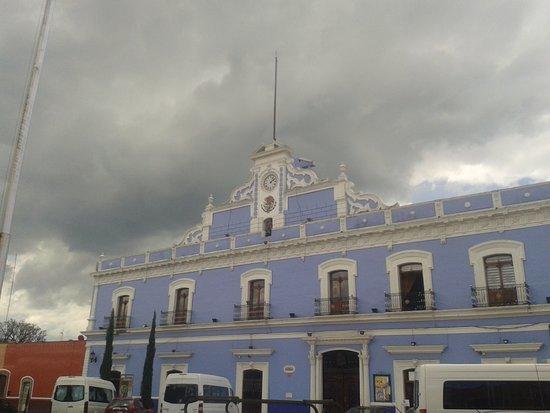 Presidencia Municipal Huamantla